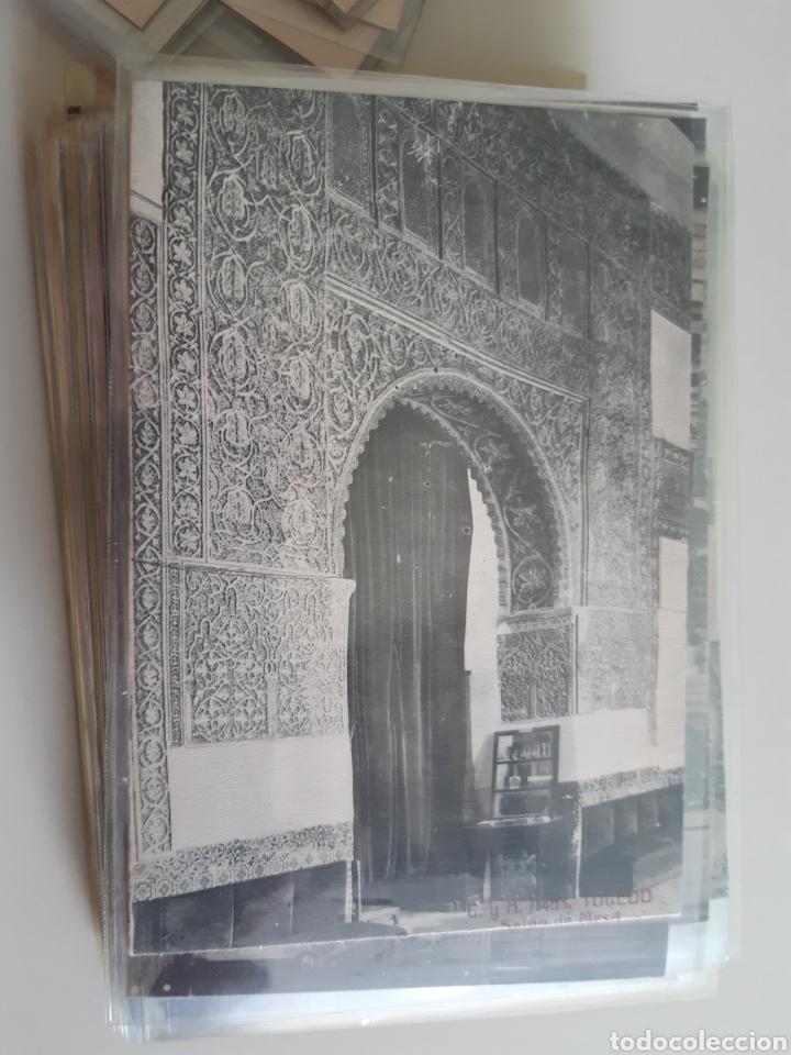 Postales: Lote de 160 postales antiguas de Toledo - Foto 7 - 212687906