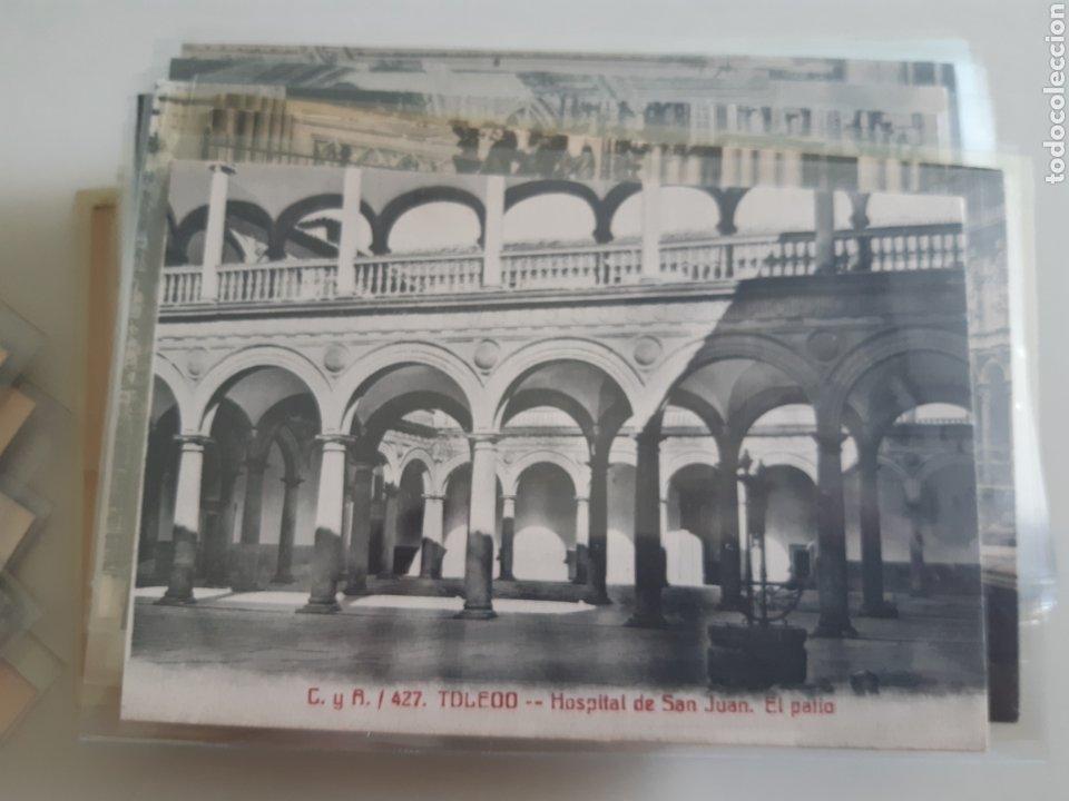 Postales: Lote de 160 postales antiguas de Toledo - Foto 8 - 212687906