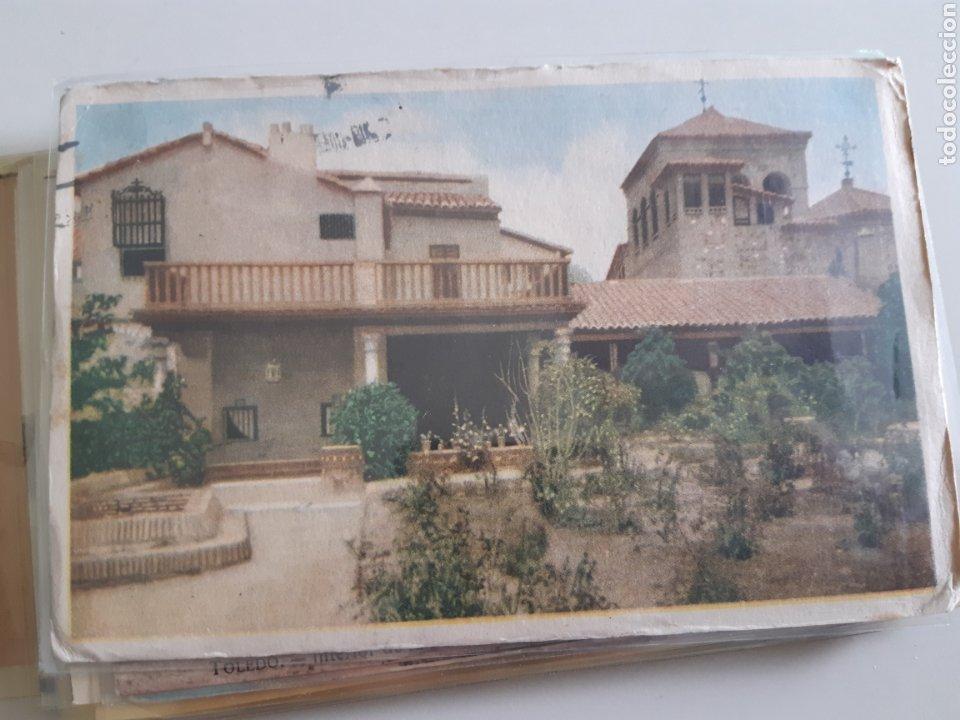 Postales: Lote de 160 postales antiguas de Toledo - Foto 15 - 212687906
