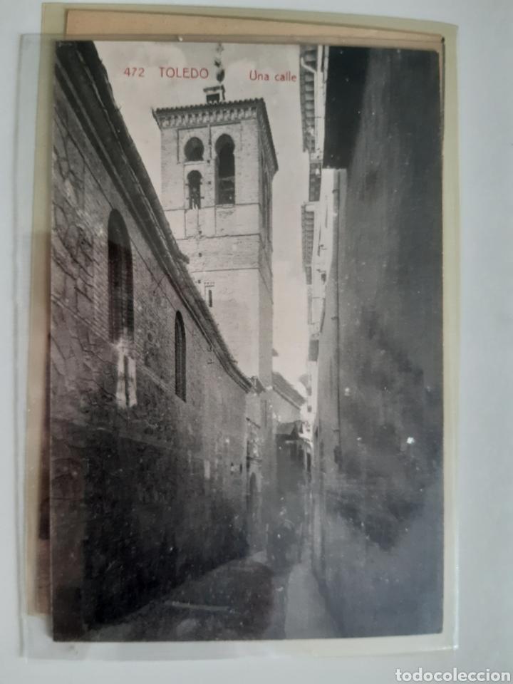 Postales: Lote de 160 postales antiguas de Toledo - Foto 18 - 212687906