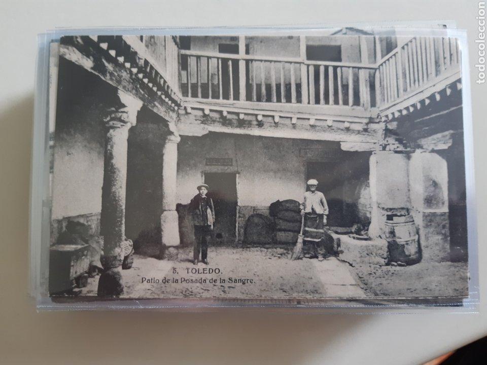 Postales: Lote de 160 postales antiguas de Toledo - Foto 20 - 212687906