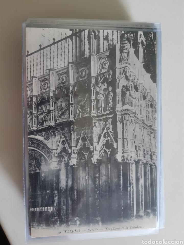 Postales: Lote de 160 postales antiguas de Toledo - Foto 21 - 212687906
