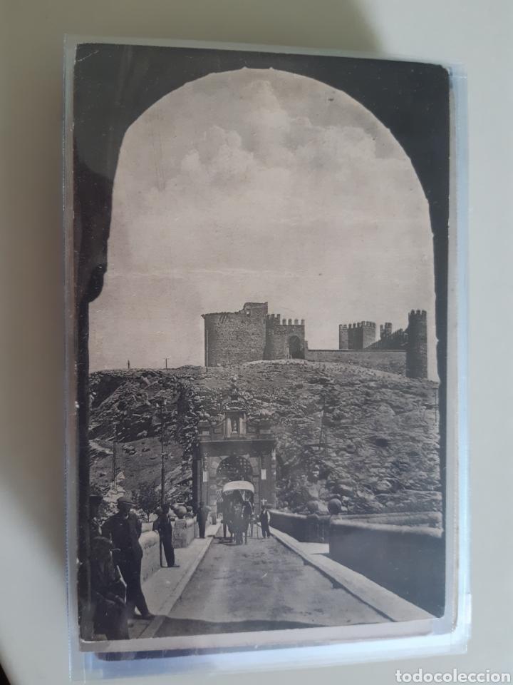 Postales: Lote de 160 postales antiguas de Toledo - Foto 23 - 212687906