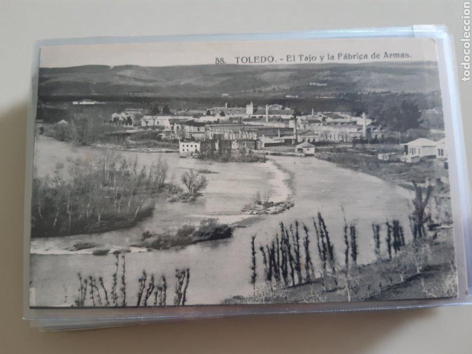 Postales: Lote de 160 postales antiguas de Toledo - Foto 24 - 212687906