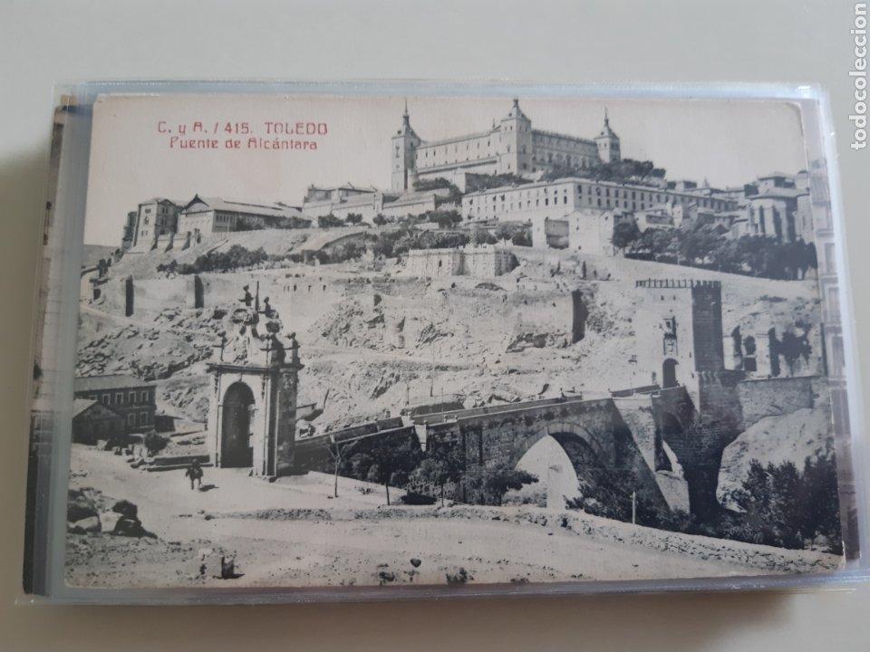 Postales: Lote de 160 postales antiguas de Toledo - Foto 27 - 212687906