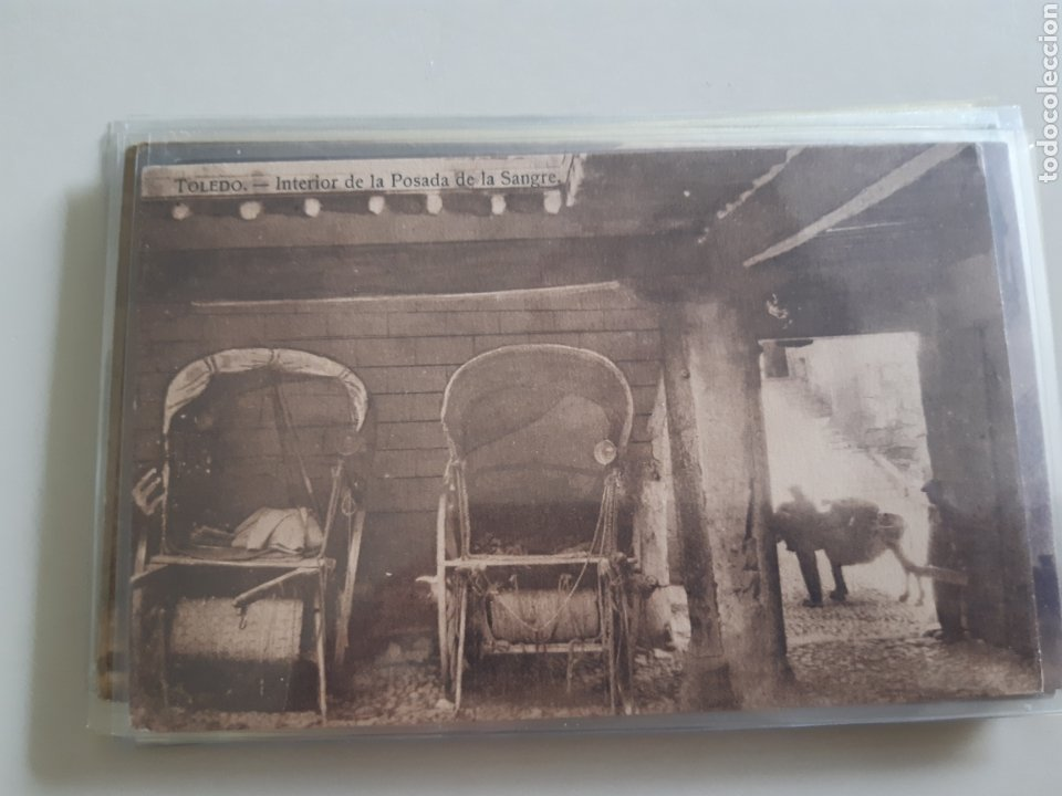 Postales: Lote de 160 postales antiguas de Toledo - Foto 30 - 212687906