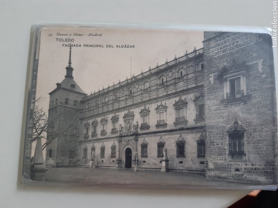 Postales: Lote de 160 postales antiguas de Toledo - Foto 32 - 212687906