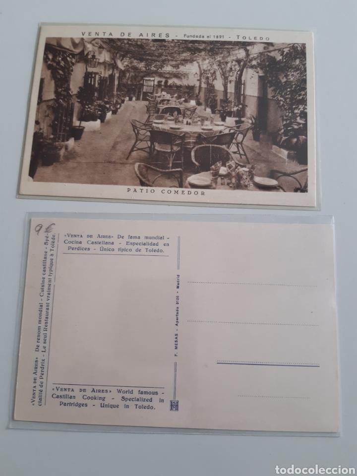 Postales: Lote de 160 postales antiguas de Toledo - Foto 33 - 212687906