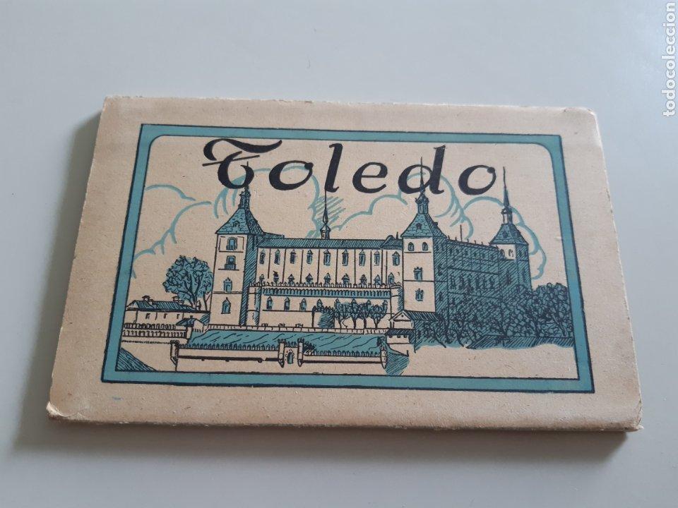 Postales: Lote de 160 postales antiguas de Toledo - Foto 34 - 212687906