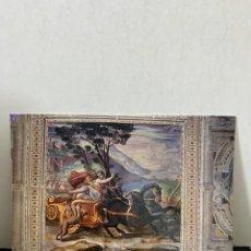 Cartoline: TARJETA POSTAL. CIUDAD REAL. VISO DEL MARQUES. Nº8. PALACIO DE DON ALVARO DE BAZAN. TECHO SALA. Lote 213230888