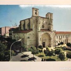 Cartoline: GUADALAJARA POSTAL NO.4, IGLESIA PARROQUIAL DE SAN GINES, EDITA, VISTABELLA (A.1968) CIRCULADA.... Lote 213674403
