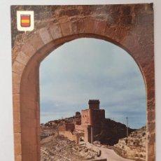 Postales: ALARCÓN - PARADOR NACIONAL MARQUÉS DE VILLENA - CUENCA - LMX - CLM5. Lote 213683765