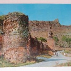 Postales: CAÑETE - MURALLAS DEL CASTILLO - CUENCA - LMX - CLM5. Lote 213683990