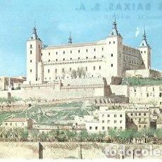 Cartes Postales: POSTAL A COLOR TOLEDO VIAJES BAIXAS. Lote 214885750