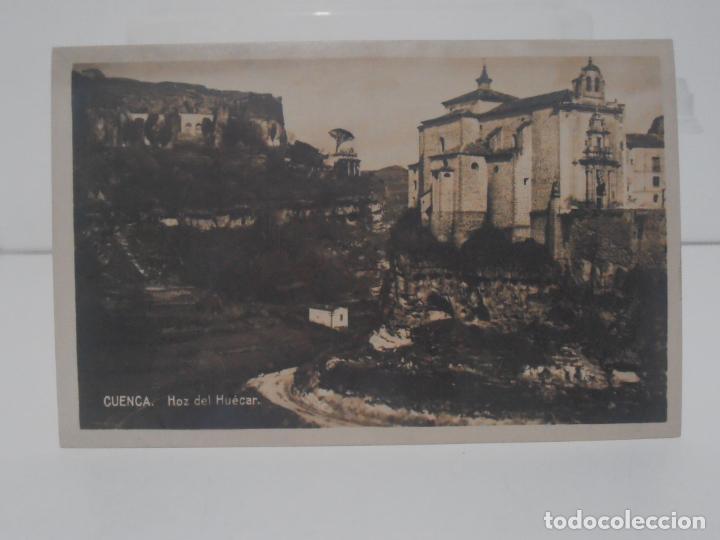 ANTIGUA POSTAL, CUENCA, HOZ DEL HUECAR, SIN CIRCULAR (Postales - España - Castilla La Mancha Antigua (hasta 1939))