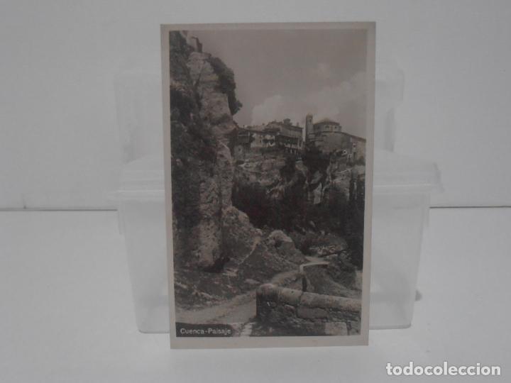 ANTIGUA POSTAL, CUENCA, CUEVA DE OROZCO, SIN CIRCULAR (Postales - España - Castilla La Mancha Antigua (hasta 1939))