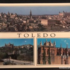 Postales: POSTAL TOLEDO - JULIO DE LA CRUZ Nº 2.088. Lote 216932530