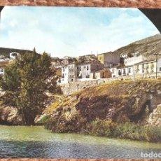 Postales: CUENCA - ENTRADA A CUENCA. Lote 217079345
