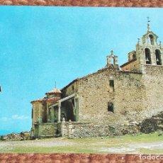 Postales: MARQUESADO DE MOYA - CUENCA - TEMPLO SANTA MARIA LA MAYOR. Lote 217079601