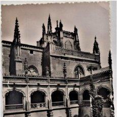 Postales: TOLEDO - PATIO DE SAN JUAN DE LOS REYES - HELIOTIPIA ARTISTICA ESPAÑOLA (MADRID). Lote 217329510