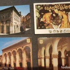 Postales: LOTE DE POSTALES TOLEDO. Lote 217394918