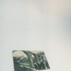 Postales: ANTIGUA POSTAL DEL ANTIGUO PUENTE DE SAN PABLO SOBRE EL HUÉCAR. CUENCA. FOTO CAMPOS. SIN CIRCULAR.. Lote 217589261