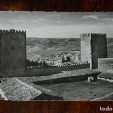 Postales: FOTO POSTAL DE MOLINA DE ARAGON, N.9, CASTILLO, PLAZA DE ARMAS, NO CIRCULADA.. Lote 218745437