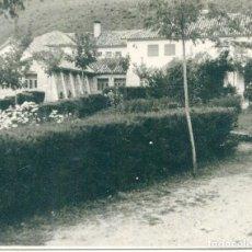 Postales: CUENCA-TRAGACETE-HOSTAL DE LA TRUCHA- FOTOGRÁFICA AÑO 1964-ÚNICA. Lote 219585015