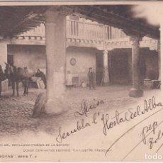 Postales: TOLEDO - MESON DEL SEVILLANO (POSADA DE LA SANGRE). Lote 221321763