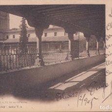 Postales: TOLEDO - CLAUSTRO ALTO DE LA CATEDRAL. Lote 221321828