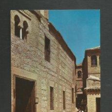 Postales: POSTAL CIRCULADA - TOLEDO 4 - SINAGOGA DEL TRANSITO - EDITA DOMINGUEZ. Lote 221569733