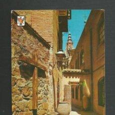 Postales: POSTAL CIRCULADA - TOLEDO 29 - COBERTIZO DE BALAGUER - EDITA DOMINGUEZ. Lote 221570303