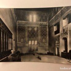 Postales: TOLEDO. POSTAL NO.14, SINAGOGA DEL TRÁNSITO, EDIC. HELIOTOPIA ARTÍSTICA ESPAÑOLA (H.1950?) S/C. Lote 221722578
