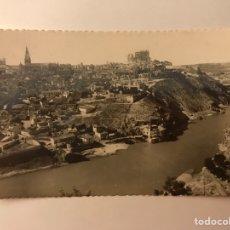 Postales: TOLEDO, POSTAL NO.86, VISTA GENERAL, EDIC. GARCIA GARRABELLA (A.1957) DEDICADA.... Lote 221723630