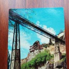 Postales: POSTAL NÚMERO 2. CUENCA. CASAS COLGADAS Y PUENTE DE SAN PABLO. EDICIONES SICILIA.. Lote 221784342
