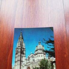 Postales: POSTAL TOLEDO. LA CATEDRAL.. Lote 221785761