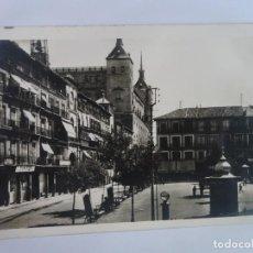 Postales: ANTIGUA POSTAL FOTOGRÁFICA, TOLEDO , EL ALCÁZAR , VER FOTOS. Lote 222052657