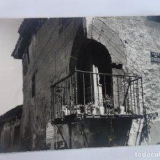 Postales: ANTIGUA POSTAL FOTOGRÁFICA, ATIENZA, GUADALAJARA , VER FOTOS. Lote 222062243