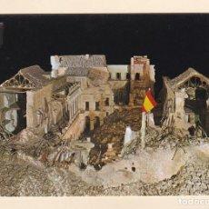 Postales: POSTAL EL ALCAZAR. RUINAS. TOLEDO (1971). Lote 222081711