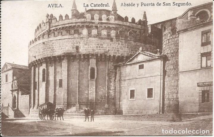 AVILA (Postales - España - Castilla la Mancha Moderna (desde 1940))
