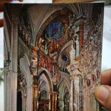 Postales: POSTAL TOLEDO CATEDRAL EL TRANSPARENTE N 1452 ARRIBAS S/C. Lote 222595362