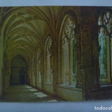 Postales: POSTAL DE TOLEDO : CLAUSTRO DE SAN JUAN DE LOS REYES . AÑOS 60. Lote 222677136