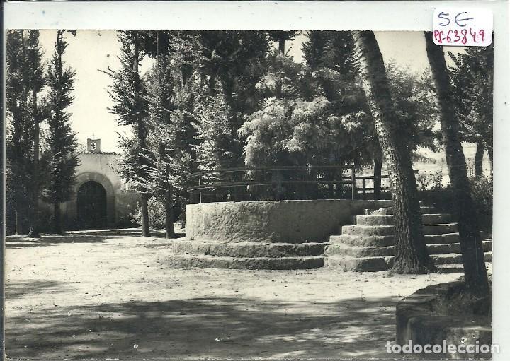 (PS-63849)POSTAL DE HUETE(CUENCA)-ERMITA CHOPERA (Postales - España - Castilla la Mancha Moderna (desde 1940))