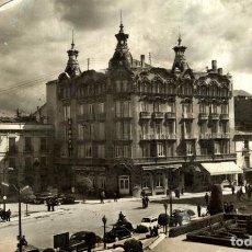Cartoline: ALBACETE. PLAZA DEL CAUDILLO GRAN HOTEL. Lote 222835103