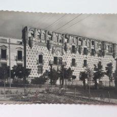 Postales: GUADALAJARA - PALACIO DEL DUQUE DEL INFANTADO - Nº 4 ED. GARCÍA GARRABELLA. Lote 222880112