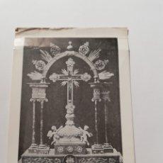Postales: ESTAMPA SANTISIMO CRISTO DE LOS MILAGROS. EL BONILLO. 16X11. Lote 223929076
