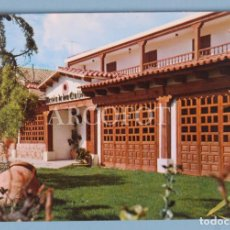 Cartes Postales: ANTIGUA POSTAL - 1 - MESÓN DE DON QUIJOTE - MOTA DEL CUERVO (CUENCA) - HOTEL FACHADA - VISTABELLA. Lote 224428241