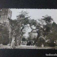 Postales: CAMPO DE CRIPTANA CIUDAD REAL PLAZA Y KIOSCO. Lote 224759783