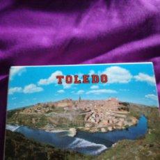 Postales: 21 FOTOS-POSTALES TOLEDO. Lote 224803978