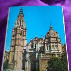 Postales: 21 FOTOS-POSTALES CATEDRAL DE TOLEDO. Lote 224804075
